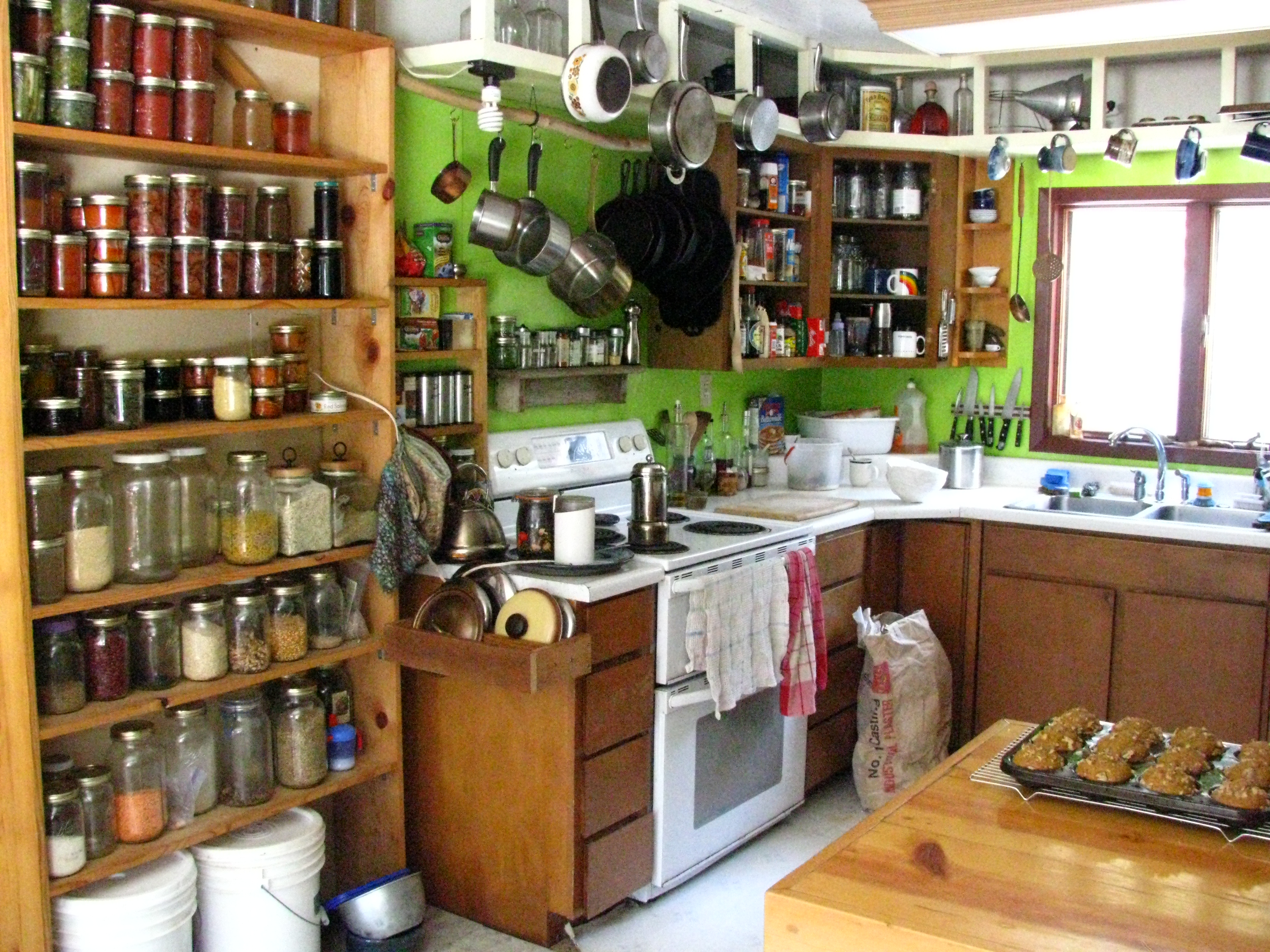 Top Home Decorating Blogs Real Life Kitchens Part One Apron Stringz